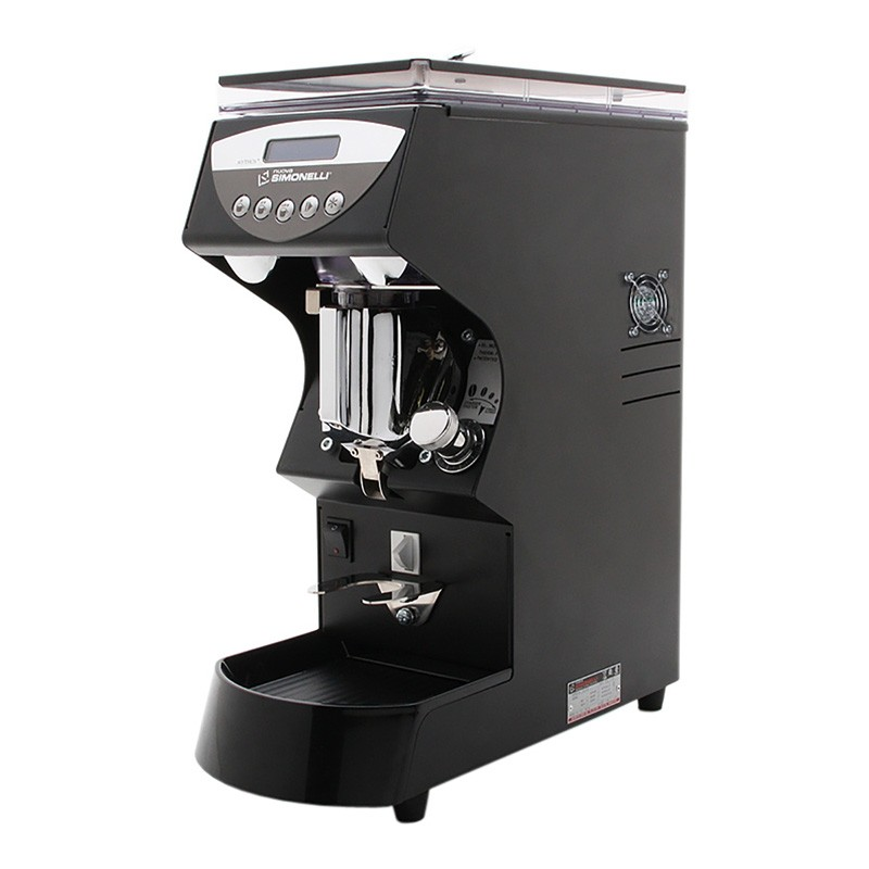 Image of the Nuova Simonelli Clima Pro Grinder in black